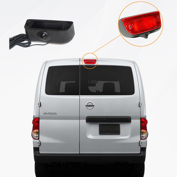 Third Brake Light Camera for Nissan NV200 and Chevy City Express