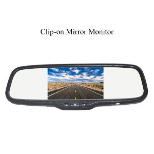 5 inch rear view mirror monitor & oembackupcam.com