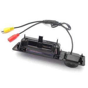BMW F10 F11 F15 F22 F23 F25 F26 F30 F31 F34 F35 F36 F80 F82 F83 rear Backup Camera & oembackupcam.com