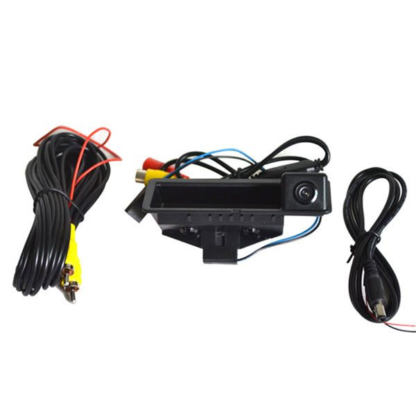 Backup Camera for BMW E82 E88 E84 E90 E91 E92 E93 E60 E61 E70 E71 E72 rear view camera & oembackupcam.com