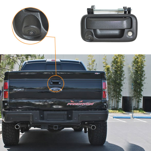 Ford F150 backup camera customer installation & oembackupcam.com