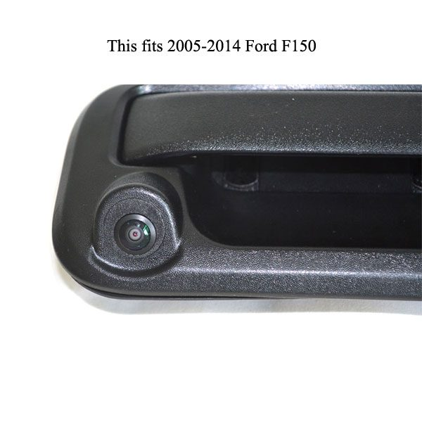 Ford F150 rear view parking backup camera & oembackupcam.com