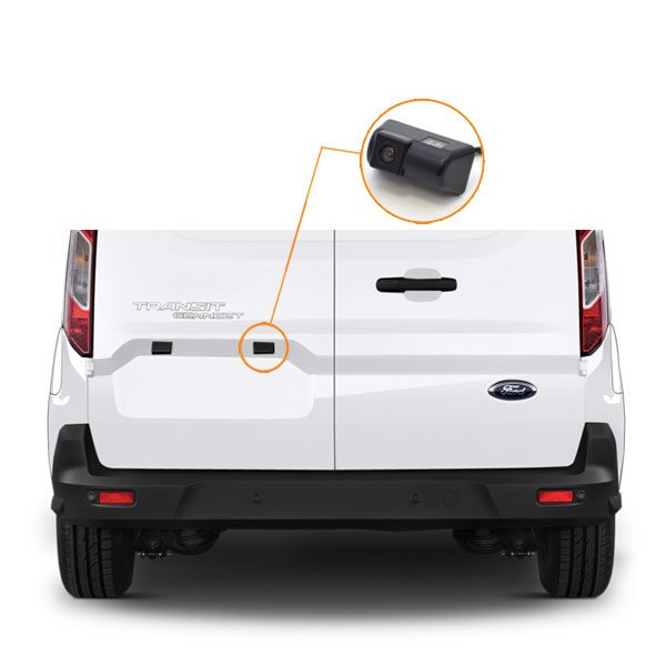 Ford transit connect backup camera installation guide & oembackupcam.com