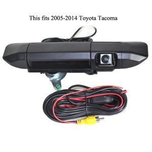 Toyota Tacoma OEM replacement backup camera & oembackupcam.com