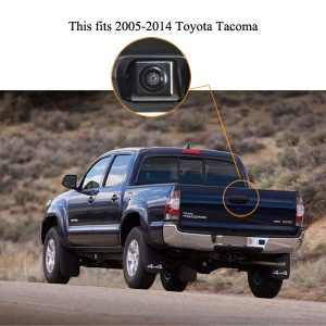 Toyota Tacoma backup camera customer installation & oembackupcam.com