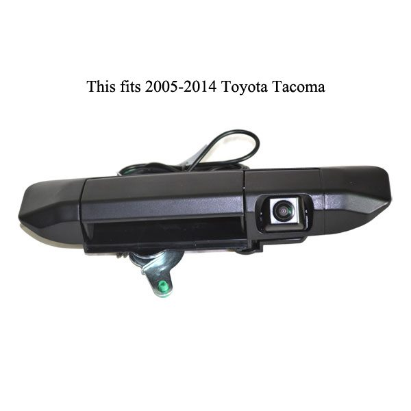 Toyota Tacoma rear view backup camera & oembackupcam.com