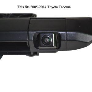 Toyota Tacoma reverse backup camera & oembackupcam.com