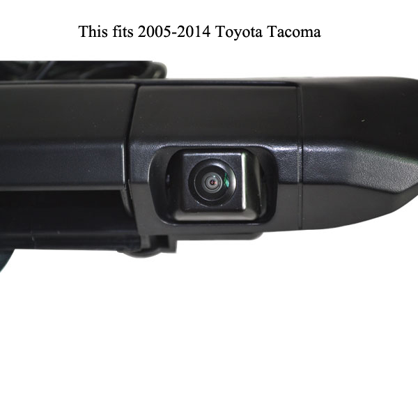 Toyota Tacoma Backup Camera Amp Replacement Rear View Mirror