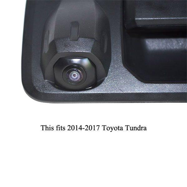 Toyota Tundra OEM backup camera-oembackupcam.com