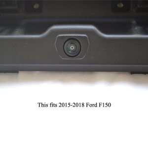 rear view reverse backup camera for Ford F150 from 2015 to 2018 & oembackupcam.com