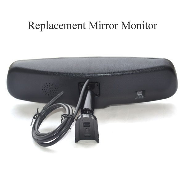 replacement rear view mirror monitor & oembackupcam.com
