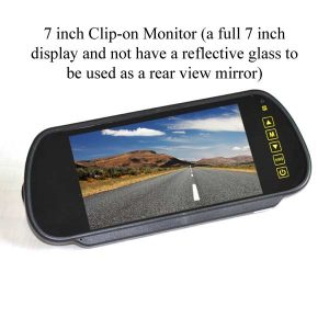 7 inch clip-on mirror monitor & oembackupcam.com