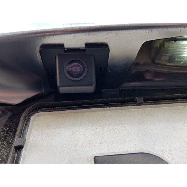 Mitsubishi Outlander Backup Camera installation & oembackupcam.com