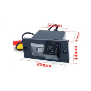 Hyundai H1 Backup Camera dimension & oembackupcam.com