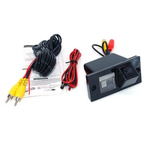 Hyundai H1 Backup Camera with all required accessories & oembackupcam.com
