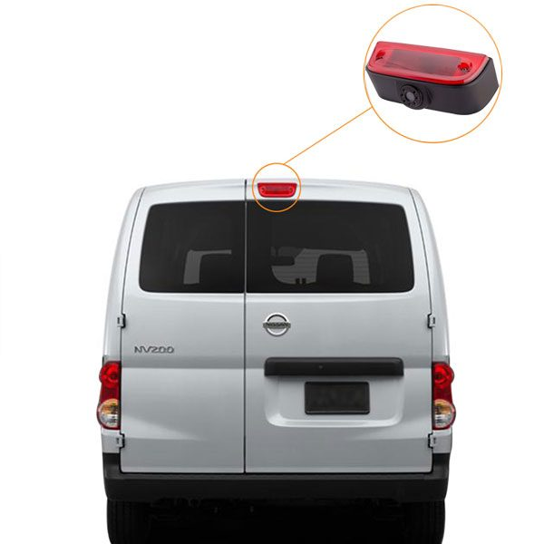 Nissan NV200 backup camera installation guide & oembackupcam.com