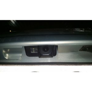 Toyota Avensis Backup Camera customer installation & oembackupcam.com
