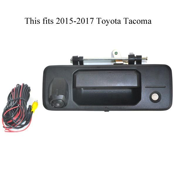 backup camera for Toyota tacoma 2015-2017 & oembackupcam.com