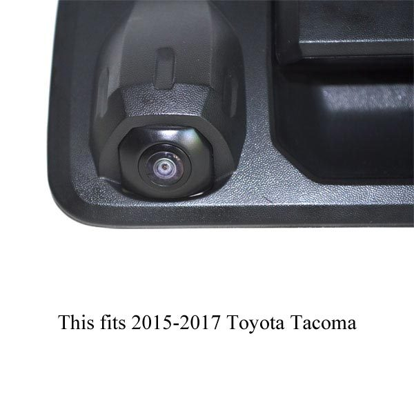 backup camera for Toyota tacoma & oembackupcam.com