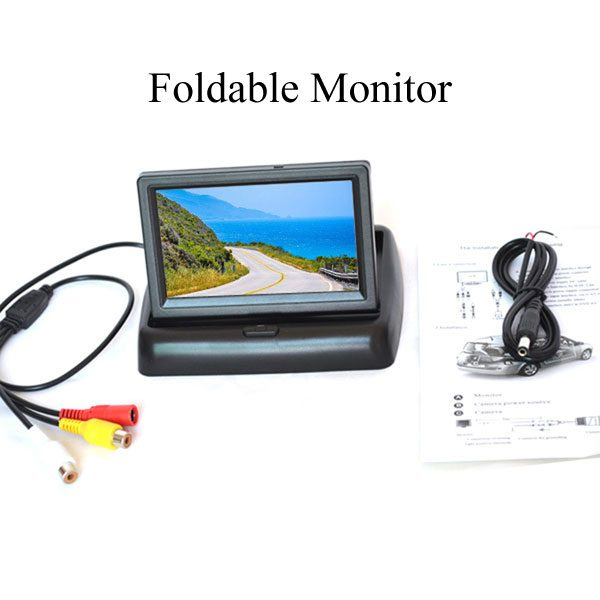 foldable rear view monitor & oembackupcam.com