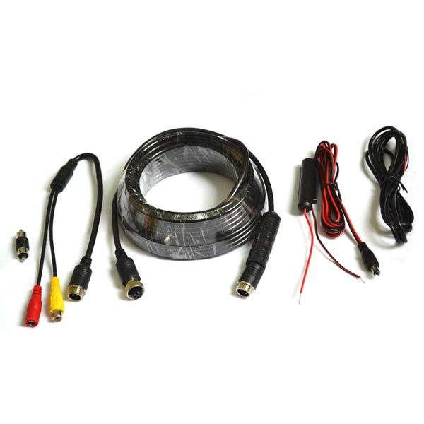 rear view camera extension cable