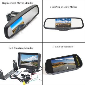 rear view monitor option & oembackupcam.com
