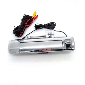 tailgate handle OEM backup camera for Isuzu Dmax & oembackupcam.com