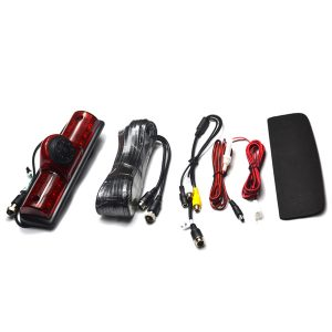 third brake light backup camera for Nissan NV & oembackupcam.com