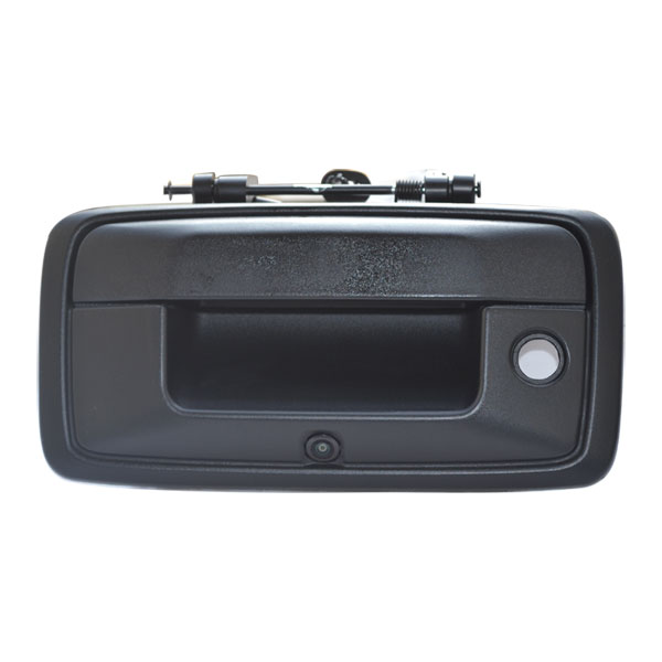 tailgate handle backup camera for Chevrolet Colorado & oembackupcam.com