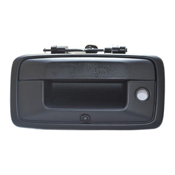 tailgate handle backup camera for Chevrolet Colorado & oembackupcam.com
