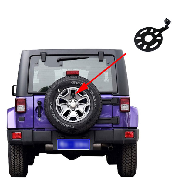 backup camera for Jeep Wrangler & oembackupcam.com