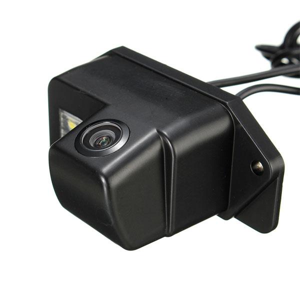 Backup Camera for Mitsubishi Lancer Evolution (2007-2016) & oembackupcam.com