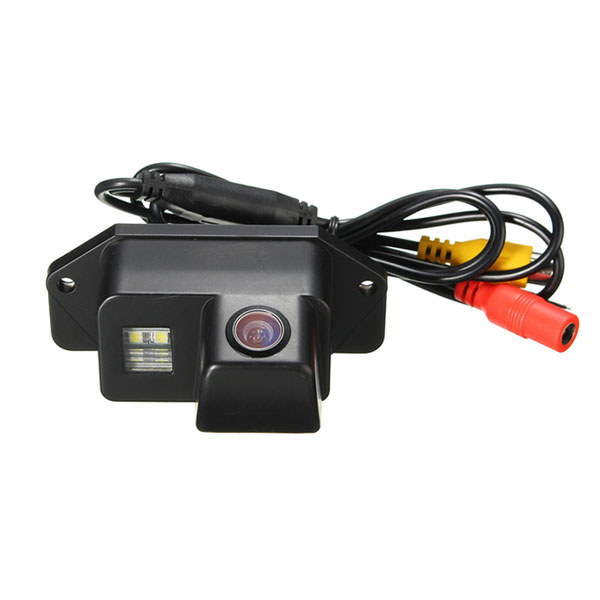 OEM Backup Camera for Mitsubishi Lancer Evolution (2007-2016) & oembackupcam.com