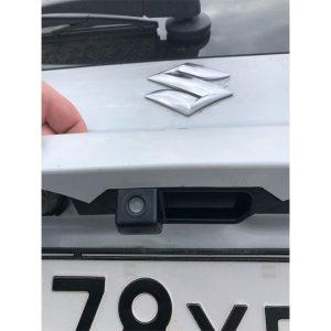 Suzuki SX4 rear view reverse camera instruction & oembackupcam.com