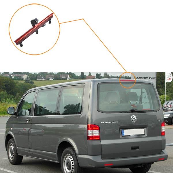 Reversing Camera installation guide for Volkswagen Transporter VW T5 Van