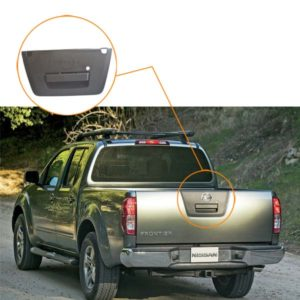 Nissan Frontier Truck backup camera installation guide