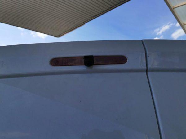 Rear View Reversing Camera for Peugeot Partner Citroen Berlingo Van installation